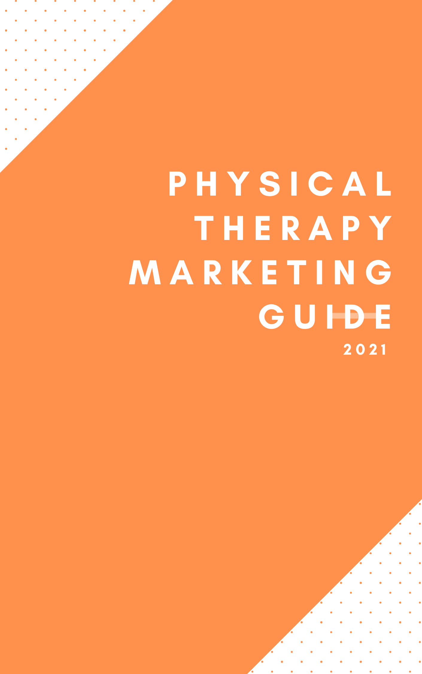 physical therapy marketing guide